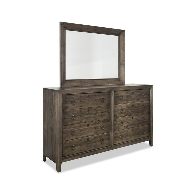 8 Drawer Dresser - The Distillery Collection