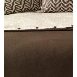 Leon Chestnut Comforter - Queen