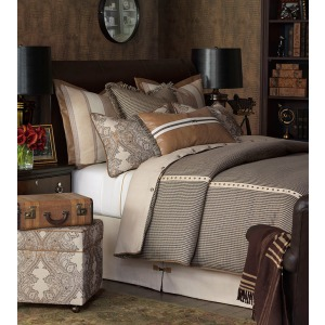 Aiden 9 PC Super King Bed Set