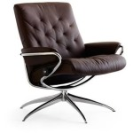 Stressless Metro Low Back Stressless Metro Low Back High Base