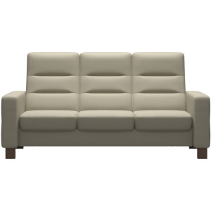 Wave (M) 3 seater High back