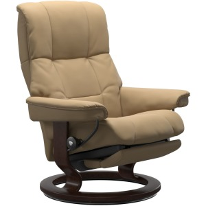 Mayfair Large Classic Power Leg & Back - Sand & Brown