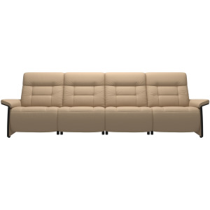Mary  4 Seater with 2 Power PDDP - Wood Arm