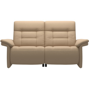Mary 2 Seater with Left Motor - Upholstered Arm