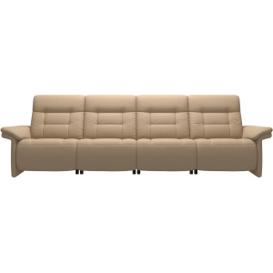 Mary 4 Seater with 2 Power PDDP - Upholstered Arm
