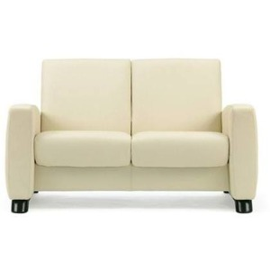 Stressless Arion Low Back 2 Seater Medium