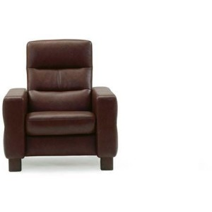 Stressless Wave High Back 1 Seater Medium