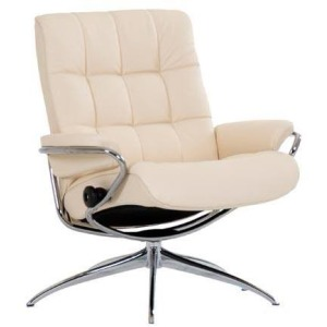 Stressless London Low Back London Chair Low Back High Base