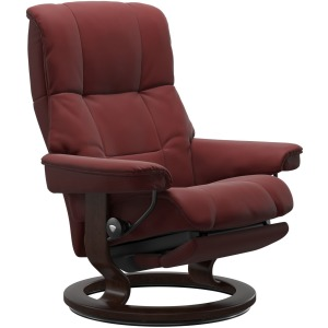 Mayfair Medium Classic Power Leg & Back - Cherry & Brown