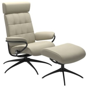 London High Back w/Adjustable Headrest
