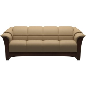 Oslo 4-Seater Low Back Sofa