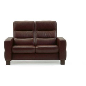 Stressless Wave High Back 2 Seater Medium