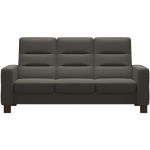 Wave 3 Seater High Back Sofa