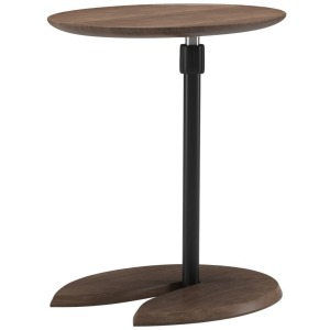 Ellipse Table - Walnut
