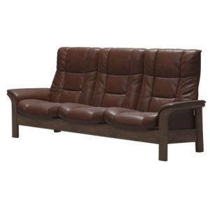 Buckingham High Back 3 Seat Sofa
