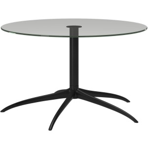 Urban (L) table - Matte Black