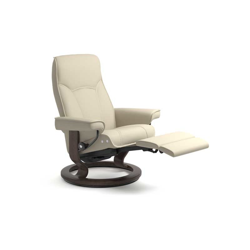Fine Senator Medium Classic Legcomfort Chair By Ekornes Senator Gmtry Best Dining Table And Chair Ideas Images Gmtryco