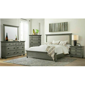Crawford 3PC King Bedroom Set