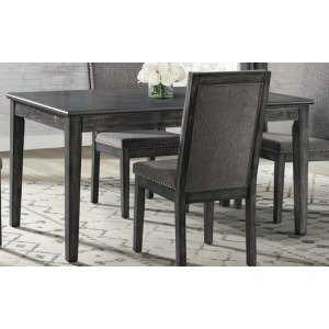 South Paw Dining Table w/Two Leaves