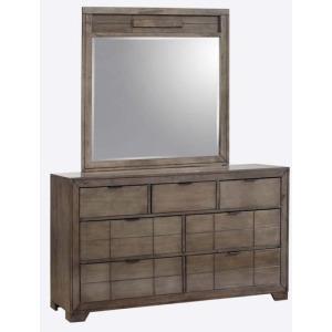FMS55 LC200 Dresser & Mirror