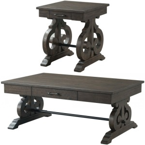 Stone 2PC Occasional Table Sets