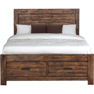 Warner Queen Bed
