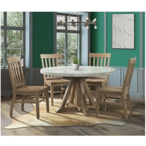 Lakeview 5 PC Round Dining Set
