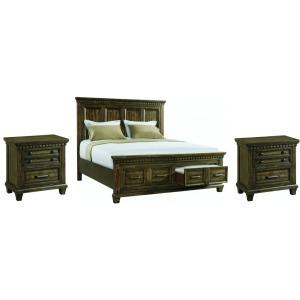 McCabe 3 PC King Bedroom Set