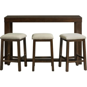 Hardy Occasional Bar Table & Three Stools