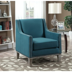 Augusta Chair - Otto Teal