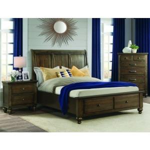 Chatham 3 PC Queen Bedroom Set - Grey