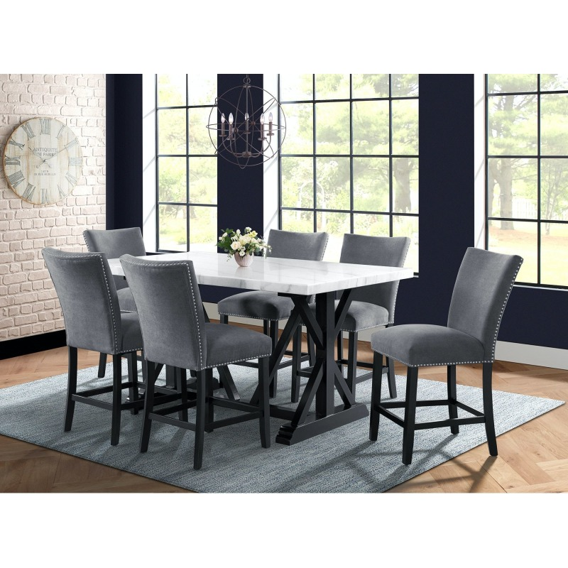 tuscany 7pc counter height dining table 6 chair set in charcoal .jpg