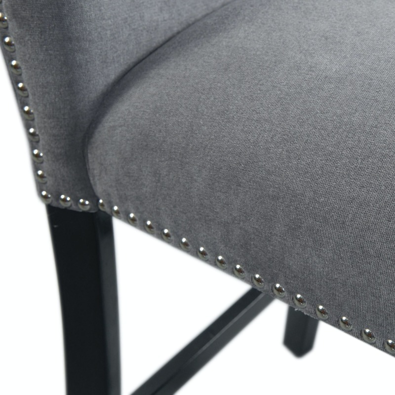 tuscany chair counter height in charcoal_where seat cushion and leg meet.jpg