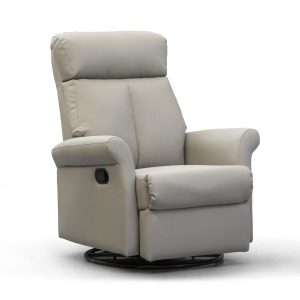 Power Reclining Glider Chair