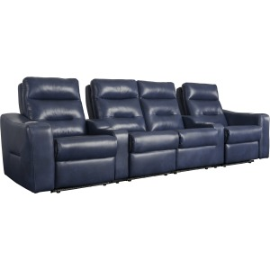 Quinn 4PC Theater Seating