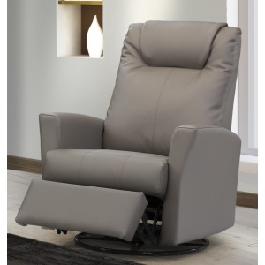 Lisa Reclining Swivel Glider Chair