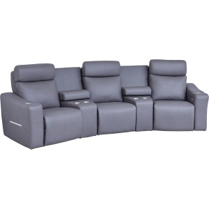 Audrey 3PC Home Theater Seating