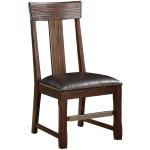 Splat Back Side Chair Rta