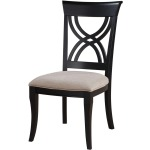 Side Chair Rta Upholstered Seat