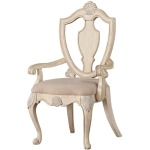 Arm Chair W/uph Seat Rta