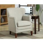 Chair With Nailhead Trim