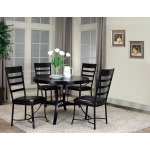 Side Chair Set Up W/uph Seat