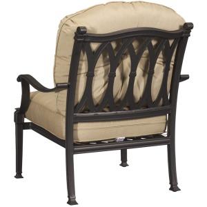 Lounge Chair (2/ctn) Sunbrella #5476 Heather Beige