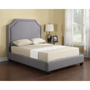 Queen Bed Kit Upholstered