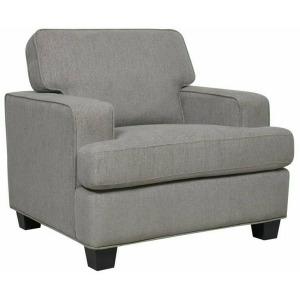 Carter Chair - Light Grey