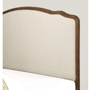 Interlude King Upholstered Headboard