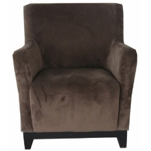 Accent Chair Bella Chocolate