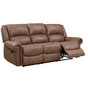 Spencer Motion Sofa - Light Brown