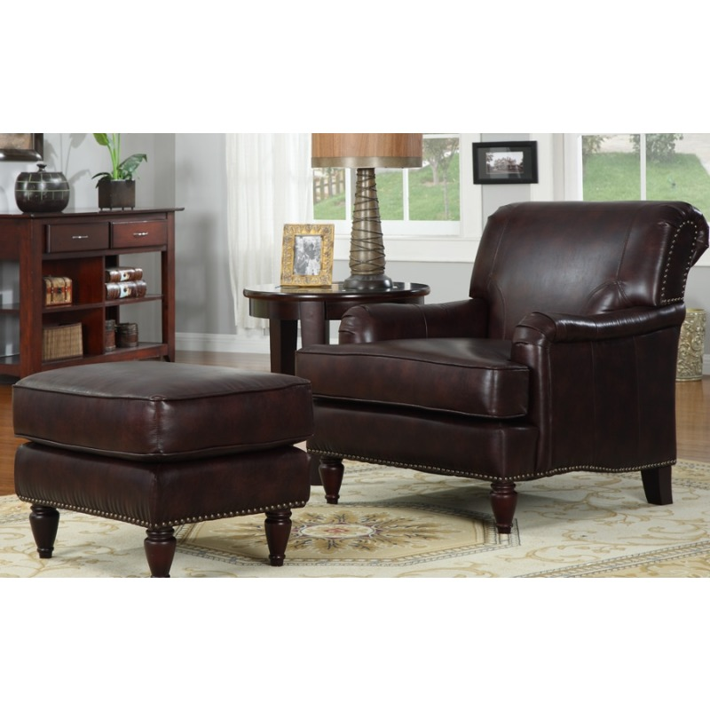 Fantastic Chair Bonded Leather By Emerald Home Furnishings U104505 Pdpeps Interior Chair Design Pdpepsorg