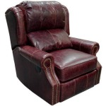 Minimum Proximity Recliner